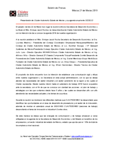 Boletin_Reunion_Clautedomex-SEDECO